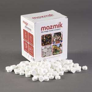 Box of 500 mazmik Magic Coin Towels