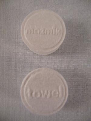 Magic Coin Towel